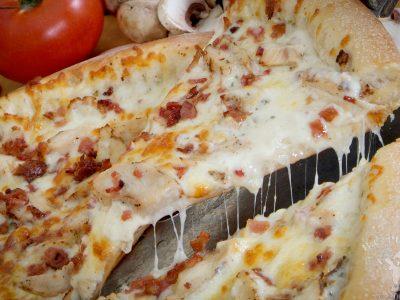 020 CHICKEN BACON RANCH PIZZA