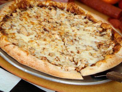 021 BBQ CHICKEN PIZZA